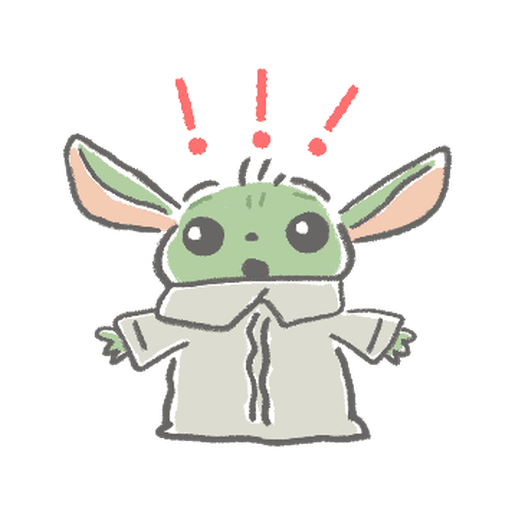 BB Yoda - Sticker 23