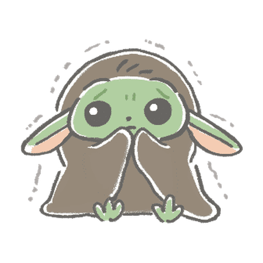 BB Yoda - Sticker 20