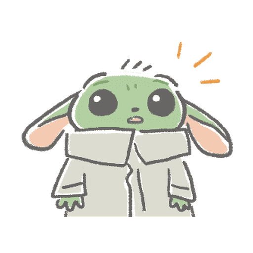 BB Yoda - Sticker 16