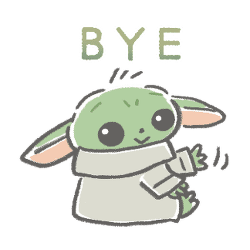 BB Yoda - Sticker 21