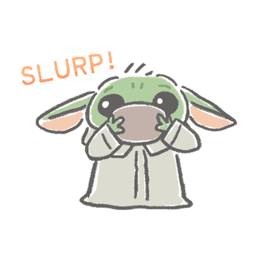 BB Yoda - Sticker 14