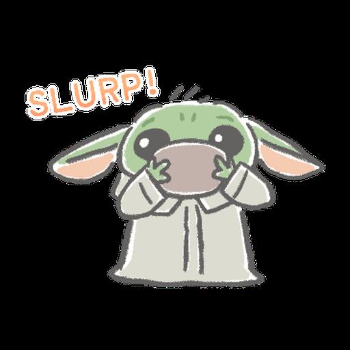 BB Yoda - Sticker 14