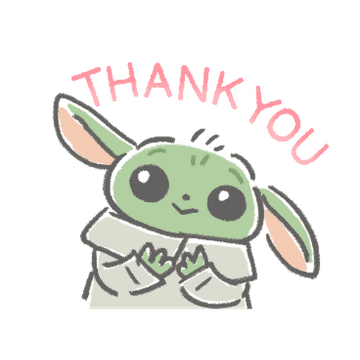 BB Yoda - Sticker 3