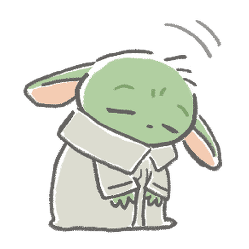 BB Yoda - Sticker 4