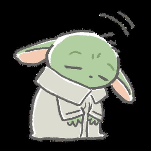 BB Yoda - Sticker 4