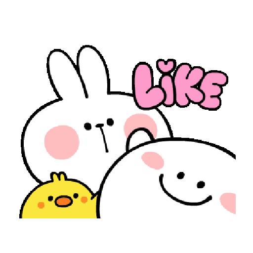 Spoiled Rabbit You-2 - Sticker 22