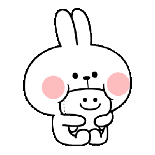 Spoiled Rabbit You-2 - Sticker 17