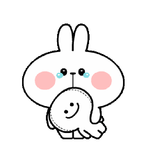 Spoiled Rabbit You-2 - Sticker 2
