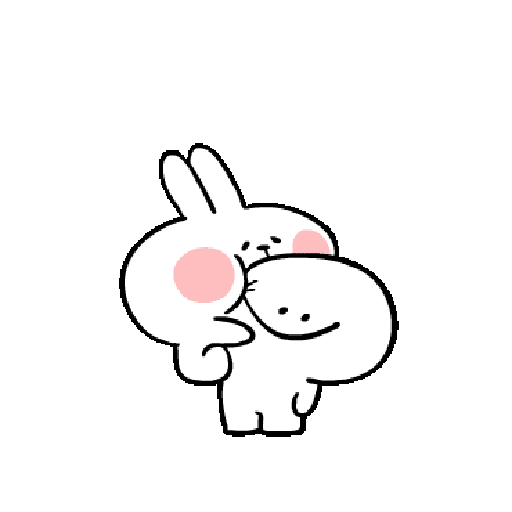 Spoiled Rabbit You-2 - Sticker 7