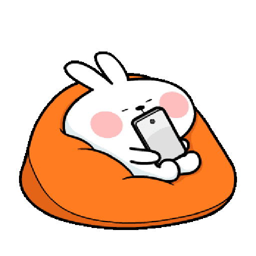 Spoiled Rabbit You-2 - Sticker 24