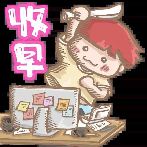 Mid - Sticker 5