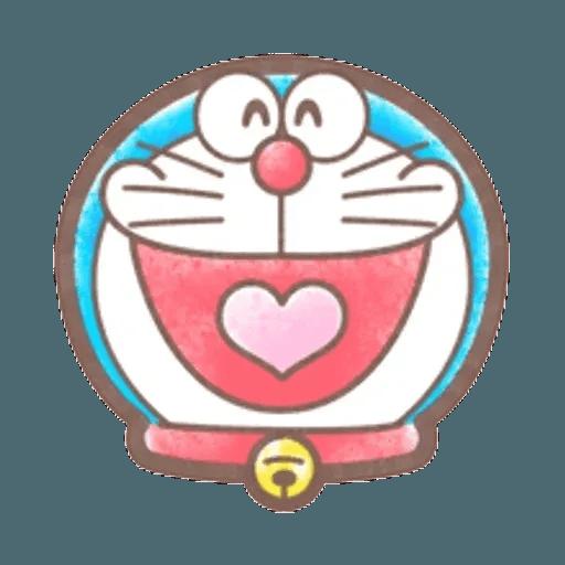 doraeva - Tray Sticker