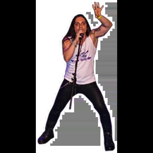 Thiê Rock - Sticker 14