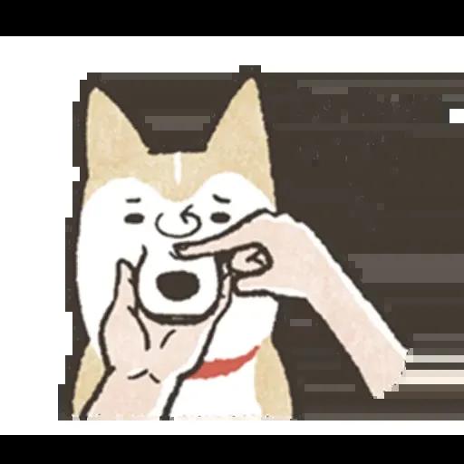 Shibadog2 - Sticker 8