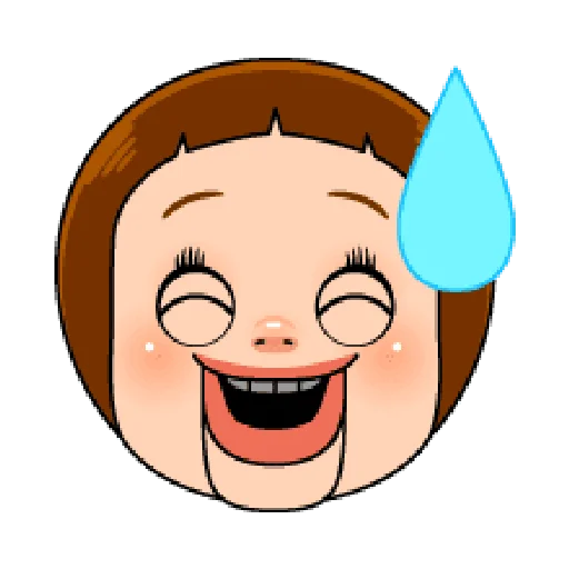 Sho chan doll head 1 - Sticker 8