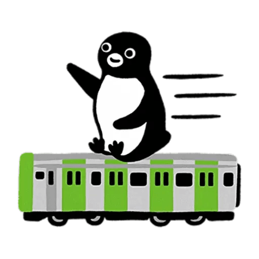SUICA - Sticker 5