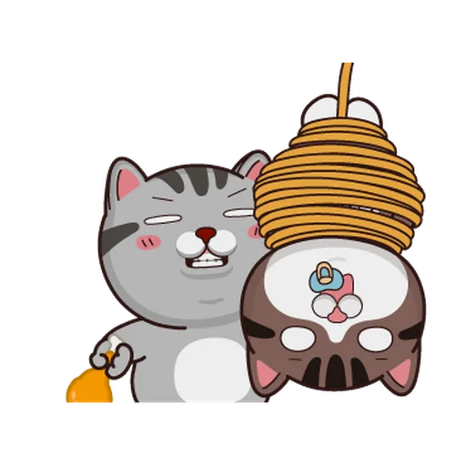 Fucking cat - Sticker 18