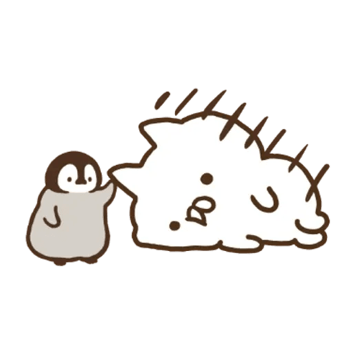 nekopen - Tray Sticker