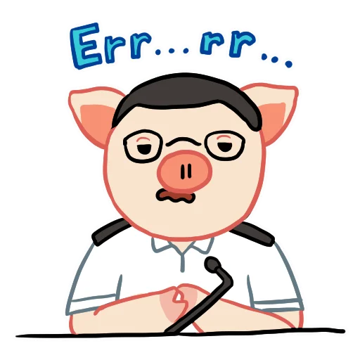 LinPig - Sticker 13