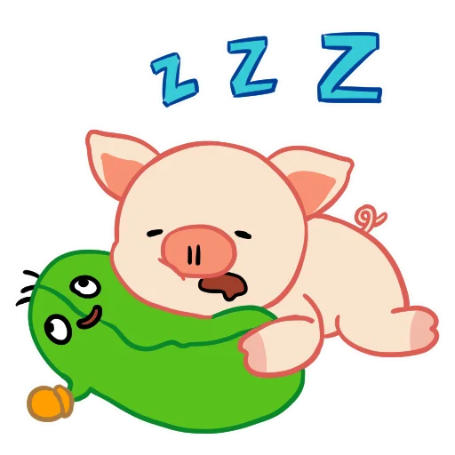 LinPig - Sticker 5
