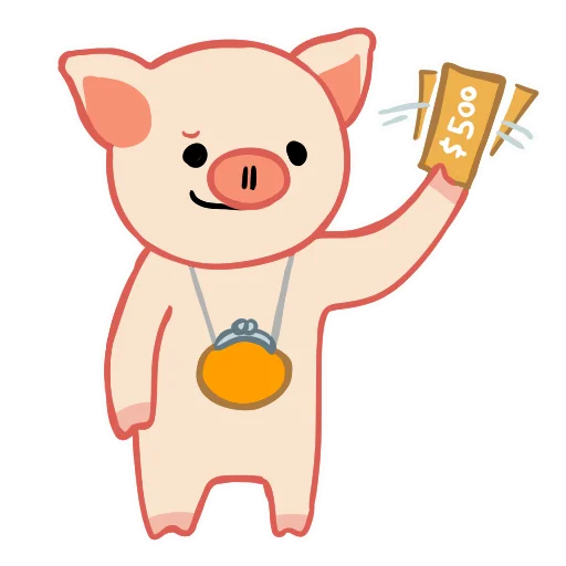 LinPig - Sticker 4