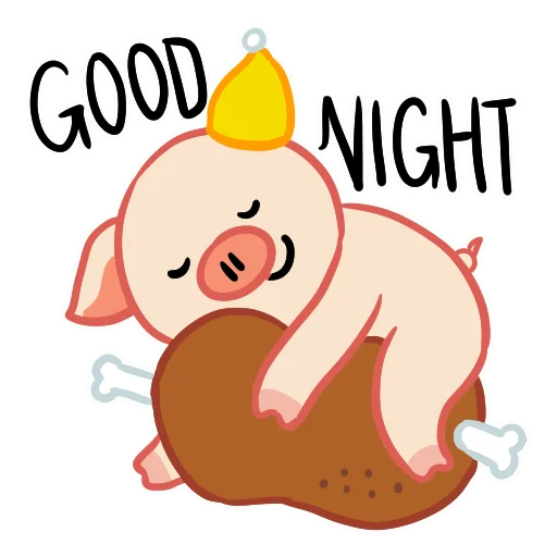 LinPig - Sticker 24