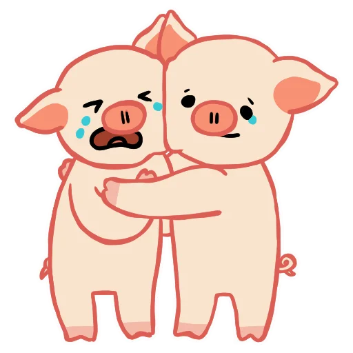 LinPig - Sticker 2