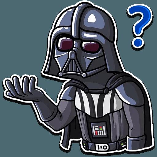 Darth Vader - Sticker 28