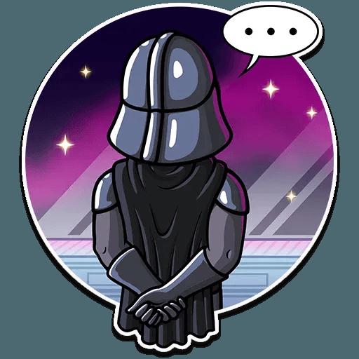 Darth Vader - Sticker 25