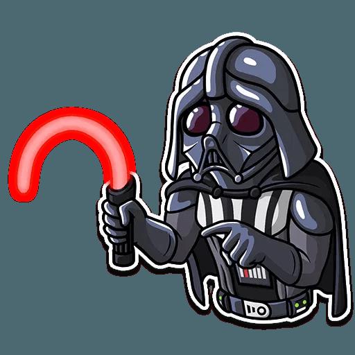 Darth Vader - Sticker 12
