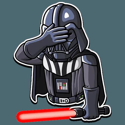 Darth Vader - Sticker 27