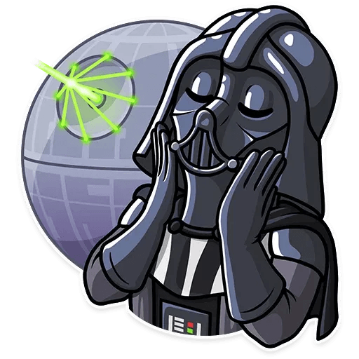 Darth Vader - Sticker 18