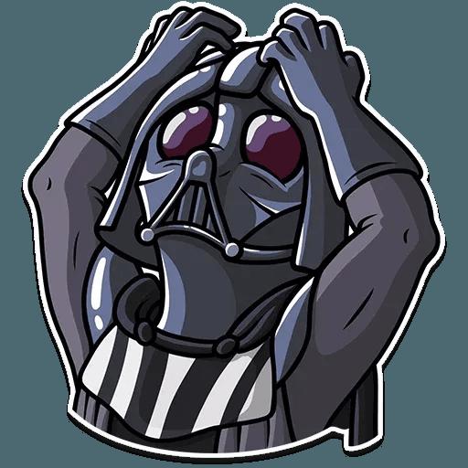 Darth Vader - Sticker 26