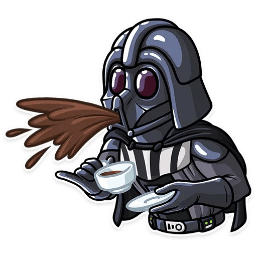 Darth Vader - Sticker 4