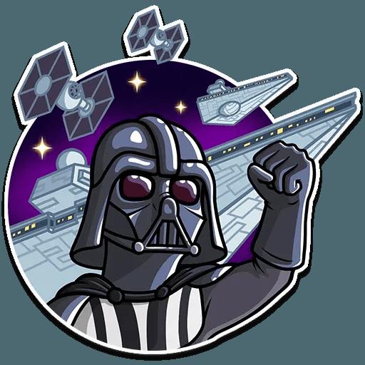 Darth Vader - Sticker 7