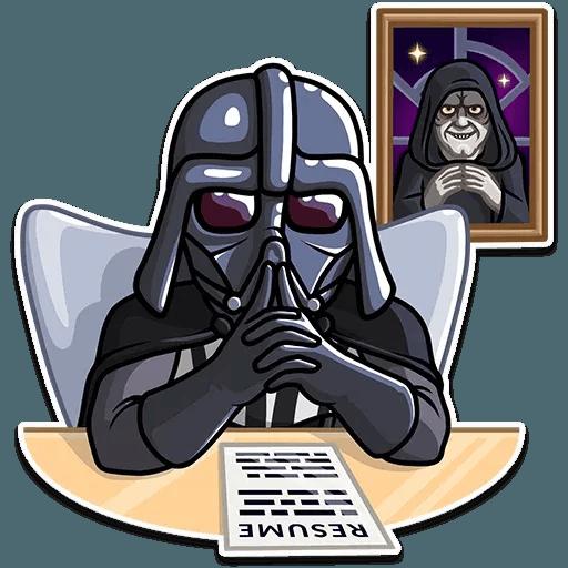 Darth Vader - Sticker 22