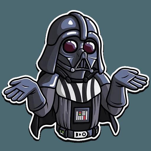 Darth Vader - Sticker 30