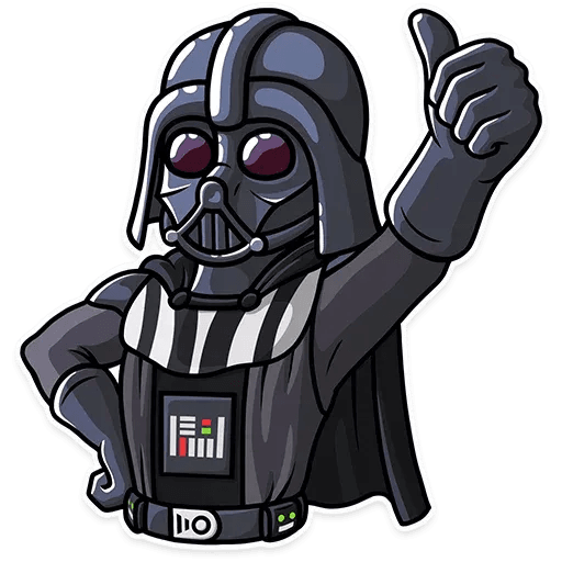 Darth Vader - Sticker 3