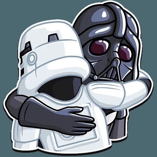 Darth Vader - Sticker 23
