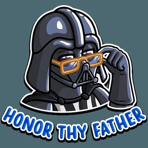 Darth Vader - Sticker 20
