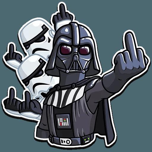 Darth Vader - Sticker 24