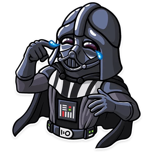 Darth Vader - Sticker 1