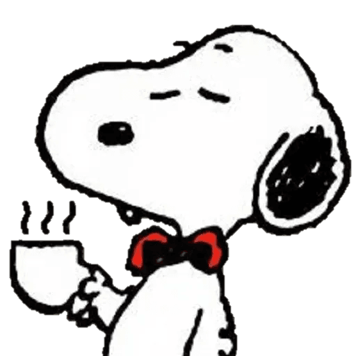 Snoopy 2 - Sticker 16