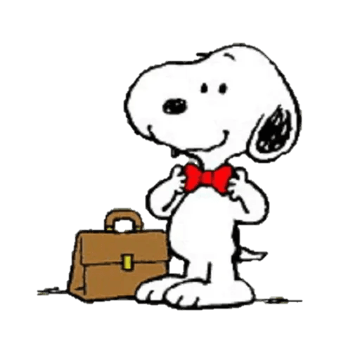 Snoopy 2 - Sticker 8