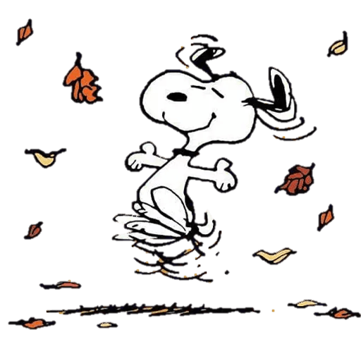 Snoopy 2 - Sticker 29