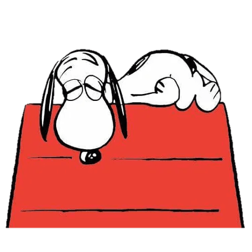 Snoopy 2 - Sticker 2