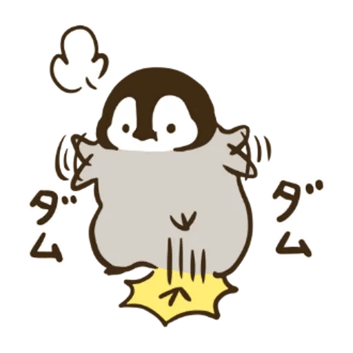 ねこぺん日和 x Line News - Sticker 13