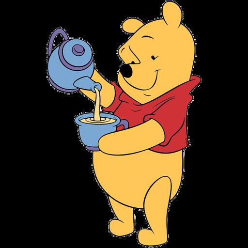 Ursinho Pooh - Sticker 7