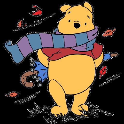 Ursinho Pooh - Sticker 13