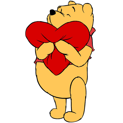 Ursinho Pooh - Sticker 1